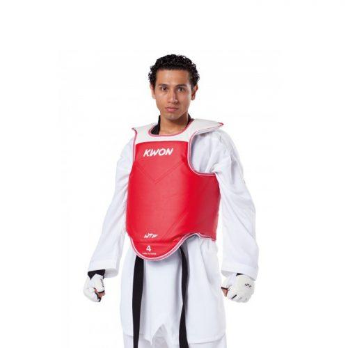 Kwon Taekwondo Body Protector Korea WTF rec. CE