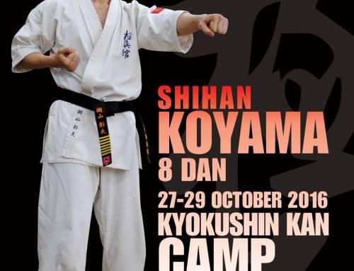 Kyokushin Kan Camp