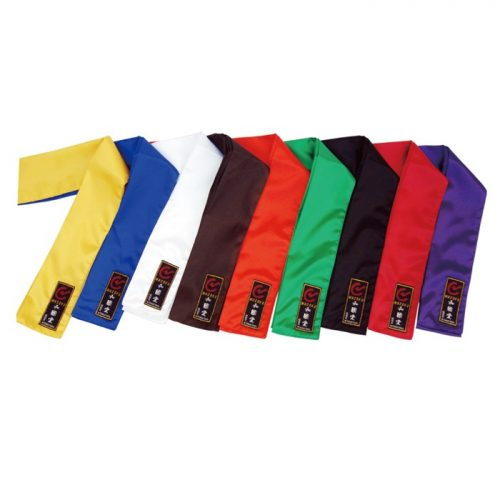 Wacoku Kung Fu Belts