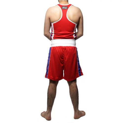Vigor Racerback Tank With Short