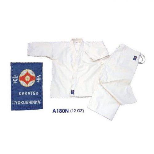 Wacoku Kyokushin Uniform – A180N