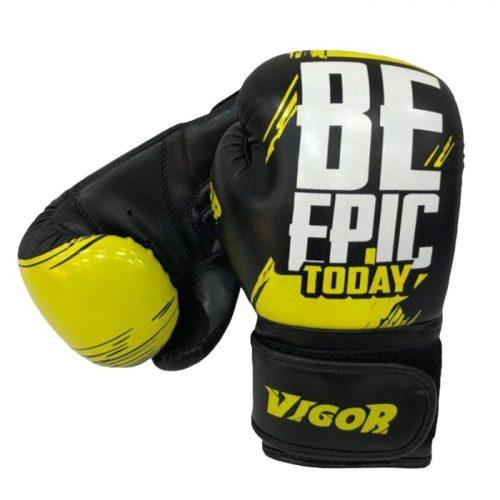 Vigor Be Epic Boxing Gloves