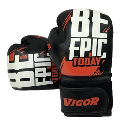 Vigor Be Epic Boxing Gloves