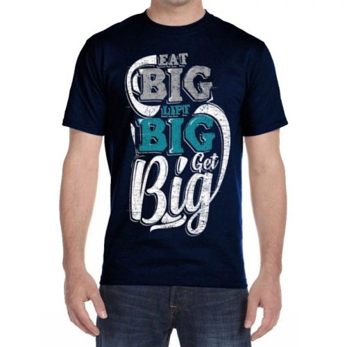 Bodybuilding And Workout Get Big T-shirt