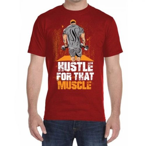 Bodybuilding T-shirt