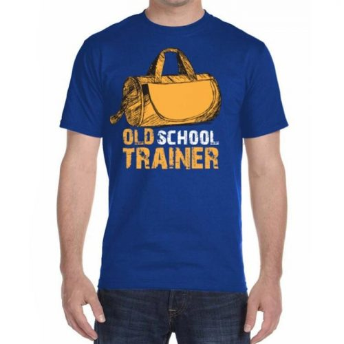 Bodybuilding And Workout Old School T-shirt