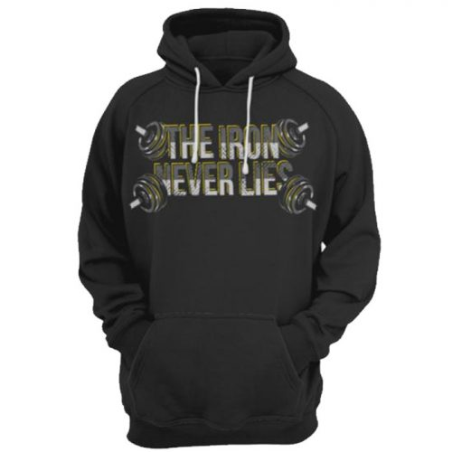 Vigor The Iron Hoody