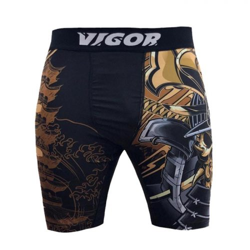 Vigor Samurai Compression Shorts