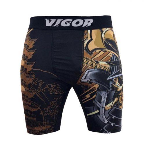 Vigor Samurai Compression Shorts