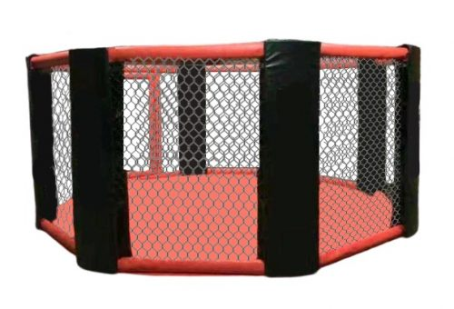 Landing Octagon Cage