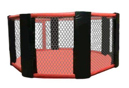 Landing Octagon Cage