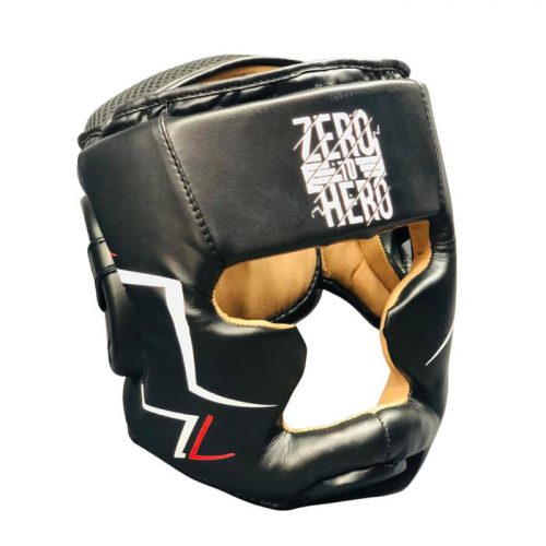Vigor Zero To Hero Close face Head guard
