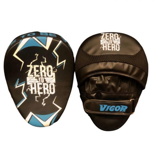 Vigor Zero To Hero Focus Pads – Blue
