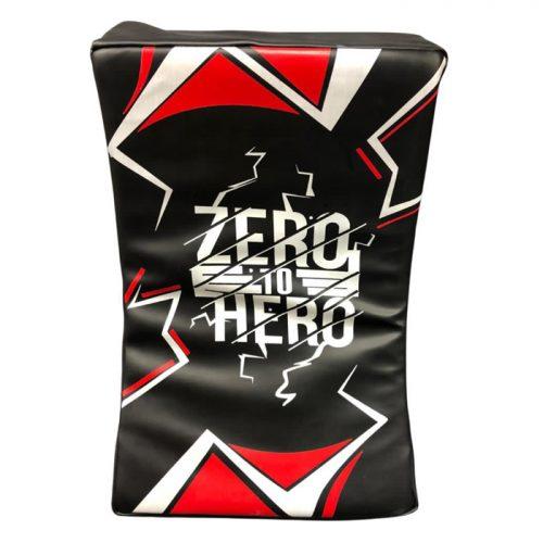 Zero To Hero curved kick pads